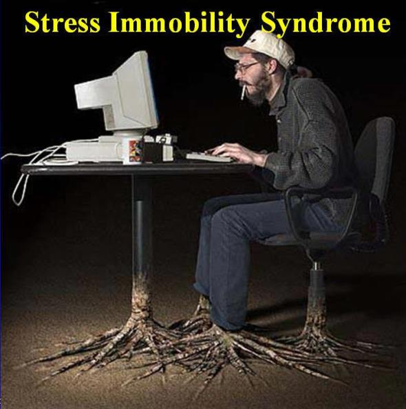 stress immobility syndrome