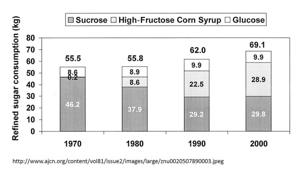 Figure 2 High fructose corn syrup