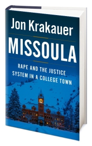 Krakauer book cover