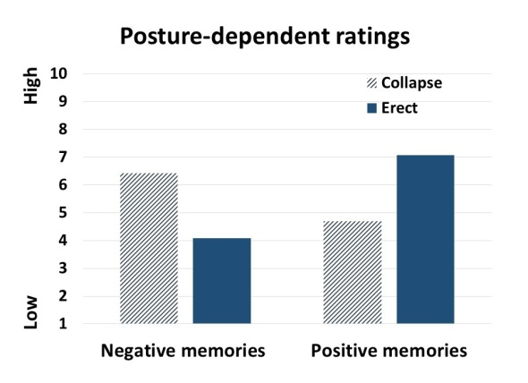 Figure 5 Posture dependent rating